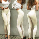 Women Trousers Sports Casual High Waist Yoga Fitness Leggings Sexy Pencil Pants
