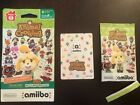 MORE CARDS Animal Crossing Amiibo Cards Series 1 BRAND NEW UNSCANNED $1.90 EACH! $1.9 USD