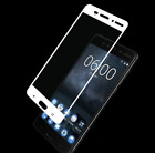 For Nokia 8/6 /5 /3 9H Premium Full Cover Tempered Glass Screen Protector Film~~