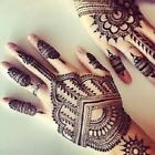 Black Henna Cones Color Temporary Tattoo Body Art Herbal Ink Wholesale Price