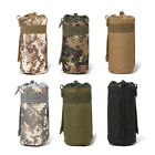 Tactical Military System Water Bottle Bag Kettle Pouch Holder Bag Outdoor fm