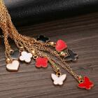 Family X'mas Gifts Crystal Love Heart Pendant Necklace Chains Jewelry Charms.