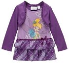 Toddler Girls Disney Dress Ruffle Party Clothes Long Sleeve