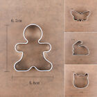 1pc Metal Aluminum Alloy Cake Biscuit Cookie Cutter Mold DIY Baking Pastry Tools