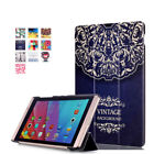PU Leather Stand Smart Cover Case for Huawei MediaPad T2 Pro M2 M3 7.0/8.0/10.0