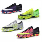Adult Men's Soccer Cleats Shoes Indoor TF Turf Football Trainers Sports Sneakers