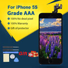 For iPhone 5S A1533 A1453 LCD Touch Screen Digitizer Replacement +Home Button