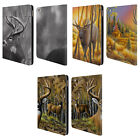 OFFICIAL CHUCK BLACK DEER FAMILY LEATHER BOOK WALLET CASE COVER FOR APPLE iPAD