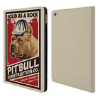 OFFICIAL LANTERN PRESS DOG COLLECTION LEATHER BOOK WALLET CASE FOR APPLE iPAD