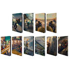 OFFICIAL LONELY DOG ADVENTURE LEATHER BOOK WALLET CASE COVER FOR APPLE iPAD