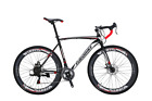 Eurobike 700C Road Bike A050 21 Speed Racing Bicycle 54cm/49cm Cycling DiscBrake