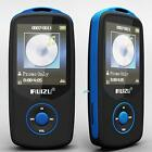 RUIZU Portable Bluetooth MP3 Music Player with FM Lossless Support up to 64GB UP