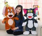 Anime Tom and Jerry Cat and Mouse Plush baby Soft Stuffed Toy Doll NewYear gift
