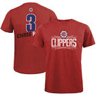 La Clippers Men's Majestic Threads Triblend Name And Number