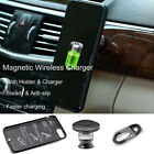 Magnetic Wireless Charger Pad in Car Office Home For iPhone 6 7 8 6/7/8 Plus