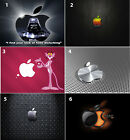 DARTH VADER / STAR WARS APPLE + others MOUSEMAT MOUSE MAT PAD Mac MacBook logo