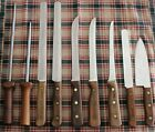 Vintage Chicago Cutlery WOOD HANDLE KNIVES  **  YOUR CHOICE