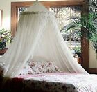 SPARKLE BLING BED CANOPY MOSQUITO NET TWIN - QUEEN FREE SHIPPING FROM USA