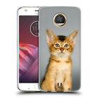 HEAD CASE DESIGNS POPULAR CAT BREEDS SOFT GEL CASE FOR MOTOROLA PHONES