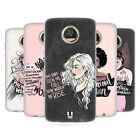 HEAD CASE DESIGNS FEMINISM SOFT GEL CASE FOR MOTOROLA PHONES