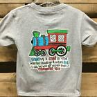 Backwoods Train Up a Child Christian Bright Unisex Toddler Youth T Shirt