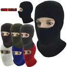 Winter Face Mask Warm Cold Weather One Hole Facemask Black Ski Snow Masks Ninja