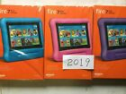 "Brand New AMAZON Fire 7 Kids Edition Tablet 7"" Display, 16 GB   2017 and 2019"