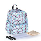 Baby Diaper Bag Mummy Dad Travel Backpack Large Capacity with Insulated Pocket