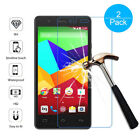 2Pcs 9H Screen Protector Ultra Slim HD Tempered Glass Cover Film For BQ Models