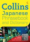 Collins Japanese Phrasebook and Dictionary by Collins Uk Paperback Book The Fast <br/> FREE US DELIVERY | ISBN: 0007264585 | Quality Books