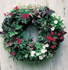 Living Wreath Frame with Jute Liner - 3 sizes