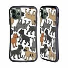 HEAD CASE DESIGNS DOG BREED PATTERNS 6 HYBRID CASE FOR APPLE iPHONES PHONES