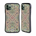 HEAD CASE DESIGNS INTRICATE PAISLEY HYBRID CASE FOR APPLE iPHONES PHONES