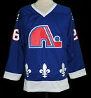 PETER STASTNY QUEBEC RETRO HOCKEY JERSEY SEWN NEW ANY SIZE