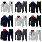 US Mens Tracksuit Jogging Top Bottom Sport Sweat Hoodie Coat Trousers Pants Suit