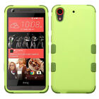 For HTC Desire 555 IMPACT TUFF HYBRID Protector Case Skin Phone Cover Accessory