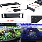 30 -116CM 1ft/2ft/3ft/4ft Aquarium LED LightingMarine Aqua Fish Tank Light Lamp