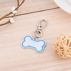 1pc Stainless Steel Bone Shaped Pet Dog ID Personalized Name Tag Pet Dog Pendant