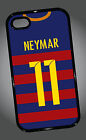 BARCELONA FOOTBALL themed REAR COVER CASE iPhone iPod Galaxy - personalised kit