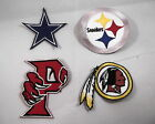 0000Any 4 Embroidered Multi Champion Patches Redskins Cowboys Steelers Predators