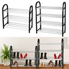 Standing Shoe Rack Holder DIY Shoes Storage Shelf Home Organizer Space Save HG