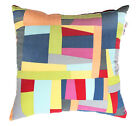 """KONA ABSRACT GEOMETRIC SCATTER CUSHION COVER BED & SOFA THROW PILLOW 45cm 18"""""""
