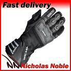 Richa Cold Protect GTX Black Gore-Tex Leather and Textile Waterproof Gloves