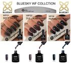 BLUESKY WF AUTUMN WINTER UV/LED GEL NAIL POLISH WITH FREE BBEAUTYLOUNGE FILE!