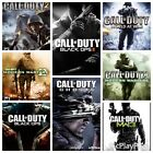 call of duty ghosts game - Call Of Duty Collection Lot (Xbox 360 Game Lot)