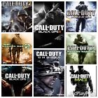 Call Of Duty Collection Lot (Xbox 360 Game Lot) Ghosts, Modern Warfare, etc.