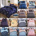 Bedding Set Duvet Cover Set Comforter Covers Flat Sheet Single Queen King 5 Size image