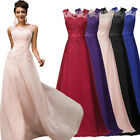 Grace Karin Ladies Chiffon Evening Party Formal Cocktail Prom Bridesmaid Dress