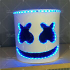 LED Maske marshmello helm cosplay - Halloween - Party requisiten bar DJ - maske