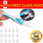 UK Ear Wax Cleaner Removal Swab Earwax Remover Spiral Soft Safe Earpick Tool